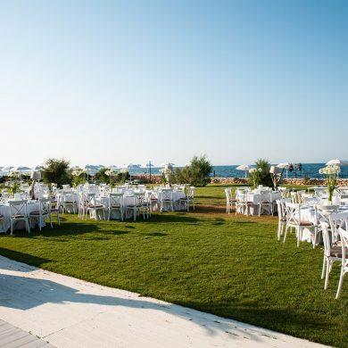 Beach-wedding-overlooking-the-sea