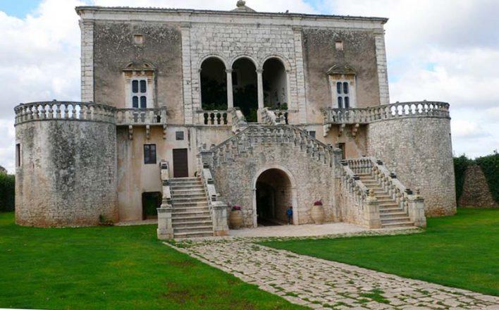 Castello Marchione, Conversano