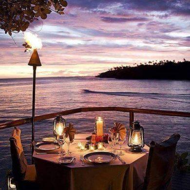 beach-wedding-evening