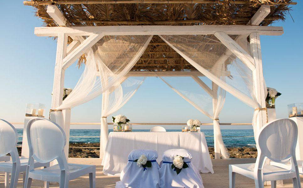 beach wedding polignano a mare