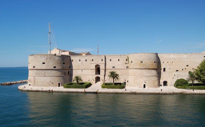taranto-castle